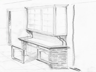 Woodwork sketch #2